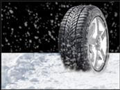 Išskirtinės savybės važiuojant žiemos keliais