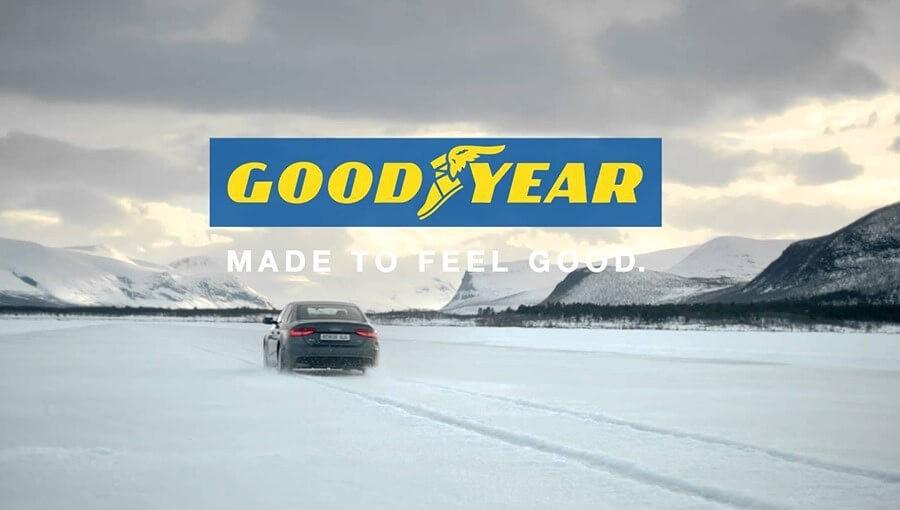Žieminės GoodYear padangos